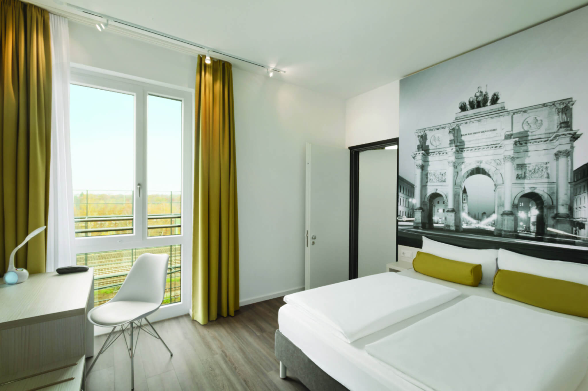 Super 8 by Wyndham Munich City West in München.